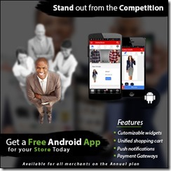 Get a free Android App for your website!
