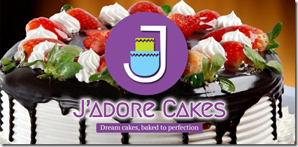 New Mobile App: J'adore Cakes